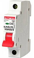 Автомат 1П 40А хар. С Enext e.mcb.stand.45.1.C40 s002012