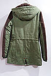 Куртка женская парка, фото 2