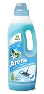 GraSS. Средство для пола с полирующим эффектом ARENA водная лилия (канистра 1 л)