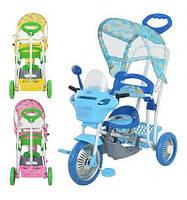 Велосипед детский трехколесный B 3-9 / 6012