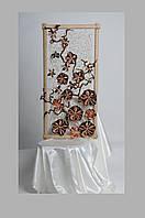 Декоративное панно на стену Цветочный коктейль