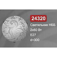Светильник потолочный Vesta Light НББ 24320 белый