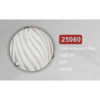 Светильник потолочный Vesta Light НББ 25060 белый