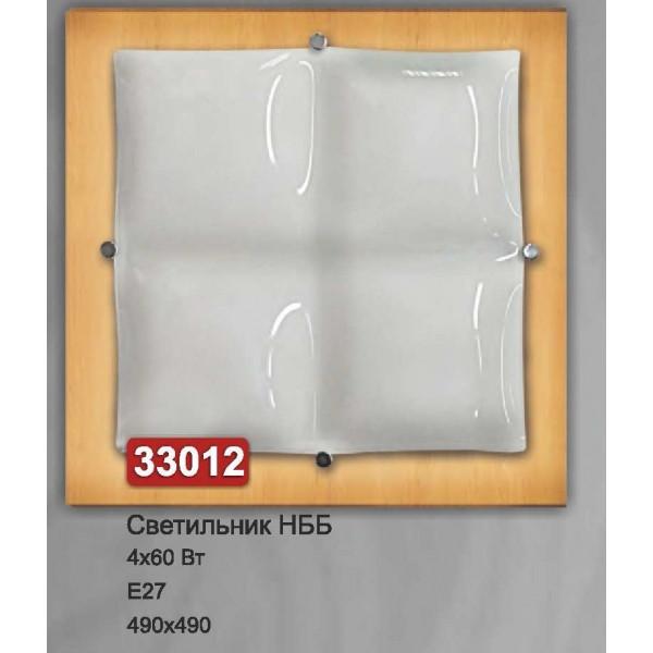 Светильник потолочный Vesta Light НББ 33012 Бук