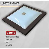 Светильник потолочный Vesta Light НББ 31012 Венге