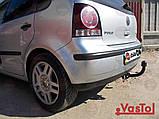 Фаркоп Volkswagen Polo (прицепное Фольксваген Поло Хэтчбек), фото 5