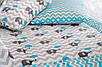 Вигвам - палатка  «Слоник с голубым зонтом», фото 6