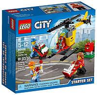LEGO® City АЭРОПОРТ: СТАРТОВЫЙ НАБОР 60100