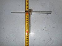 Кран трехходовой