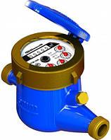 Колодезный счетчик для воды (мокроход) GROSS, MNK-UA 15/165 мм (2019год)