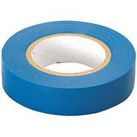 Изолента пвх синяя 18 мм 11 м