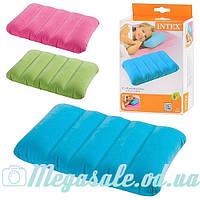Надувная подушка 43х28 см (Intex 68676)