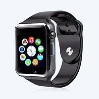 Smart Watch A1 Black Умные часы черный