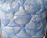 Теплое одеяло овечья шерсть + микрофибра оптом и в разницу