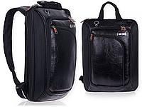 """Рюкзак сумка 2в1 для ноутбука 15 """" A4 J005"""