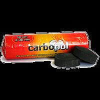 Быстроразжигающийся уголь Carbopol