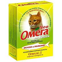 Омега Нео витамины для кошек морские водоросли