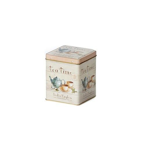 """Банка для хранения чая  """"Чайная компания"""" (100 г)"""