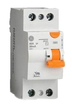 Устройство Защитного Отключения (УЗО) DCG240/030 2P, AC