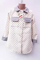 Пальто детское (3-8 лет)