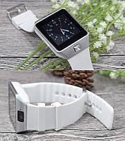 Smart watch DZ09 White Белый