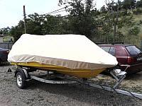 Тент на прогулочное судно