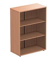 Шкаф для документов ОМ -25 (720х362х780), 2 секции бук/бук (ПКМ)