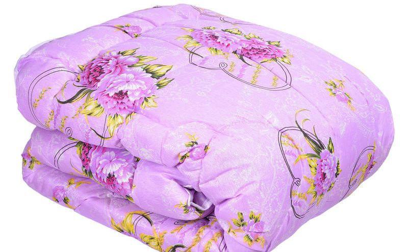 Дешевое одеяло овечья шерсть + поликатон оптом и в разницу