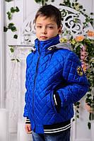 Куртка ПОДРОСТОК демисезонная, электрик, р.140-164