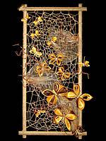 Декоративное панно на стену Рай бабочек