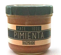 Паштет с черным перцем Hacendado  Pate Pimienta БЕЗ ГЛЮТЕНА, 160 г