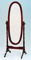 Зеркало вращающееся в деревянной раме W-13 (аналог MS-8007 С)