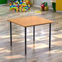 Стол детский Квадрат 680*680*h, фото 1