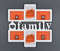 """Рамка """"Family"""" на 6 фото"""