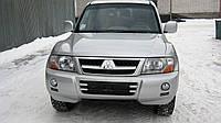 Стекло лобовое Mitsubishi Pajero Wagon 3, 2004 г.в. MN146023, 6102A827