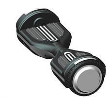 """Гироборд Erover BD-S007M белый, колеса 6,5"""", мощность 700W, USB, LED, до 100кг, 10км/ч, колонка, пульт, сумка, фото 3"""