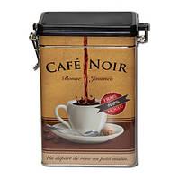 """Банка для хранения кофе """"Чёрный кофе"""", 500 г"""
