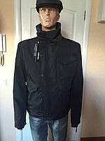Куртка мужская черная Antony Morato