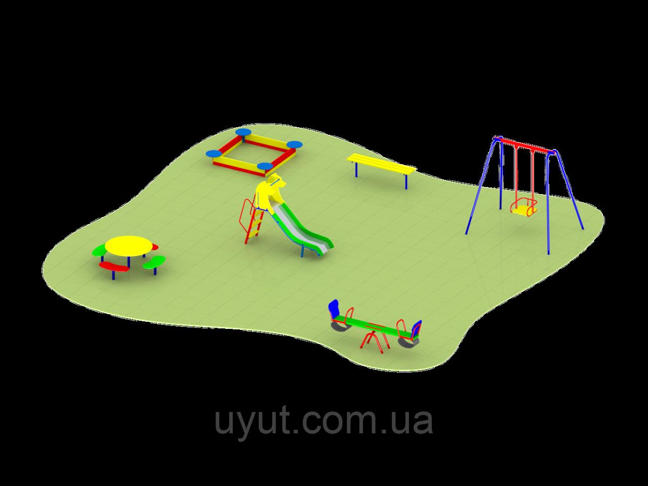 Детские игровые площадки для дачи - Все для уюта в Вашем доме в Киеве