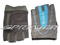 Перчатки для тяжёлой атлетики, на резинке. Размер: S.
