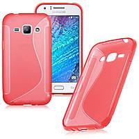 Силиконовый s-line чехол Samsung Galaxy J5 J500H