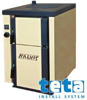 Котел-плита твердотопливный KALVIS-4B-1 (1конфорка) 12 кВт