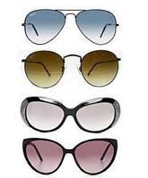 Круглые очки и другие модные формы очков 2017 года