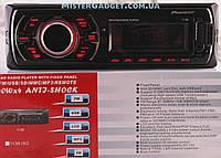 Автомагнитола Pioneer 1136. MP3, USB, AUX, FM. ISO