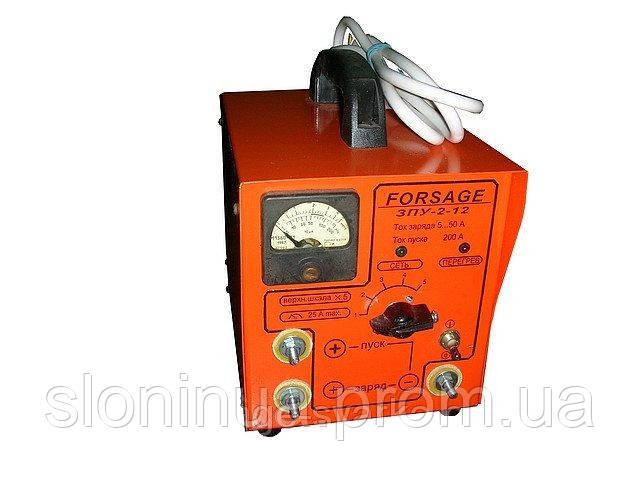 """Зарядно-пусковое устройство """"ЗПУ 2-12"""" Forsage"""