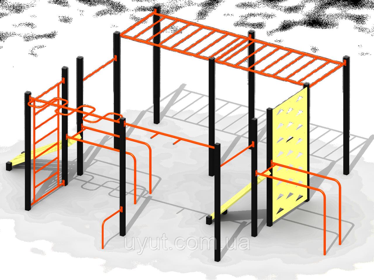 Workout тренажеры