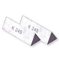 Комплект сменных треугольных лезвий для бокореза 630 мм и 780 мм.