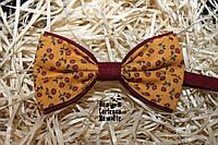 Галстук бабочка ручной работы - Verona