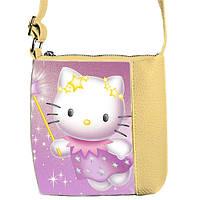 Детская сумочка для девочки с принтом Хелло кити