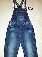 Комбинезон женский джинсовый Angelina Mara 3396-720